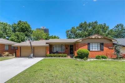 Oklahoma City Single Family Home For Sale: 2029 NW 48th Street