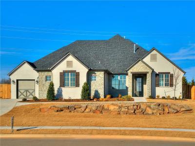 Edmond Single Family Home For Sale: 1009 Gateway Bridge Road