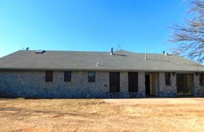 Single Family Home For Sale: 18031 W Highway 66