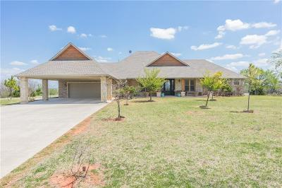 Newcastle OK Single Family Home For Sale: $445,000