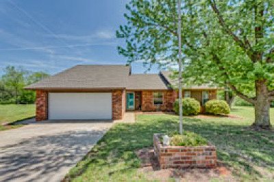 Blanchard OK Single Family Home For Sale: $149,900