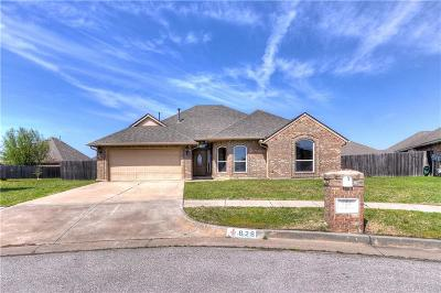 Moore Single Family Home For Sale: 826 SW Rickwood