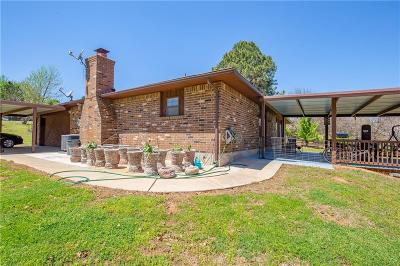 Choctaw Single Family Home For Sale: 3308 Oakbriar Drive