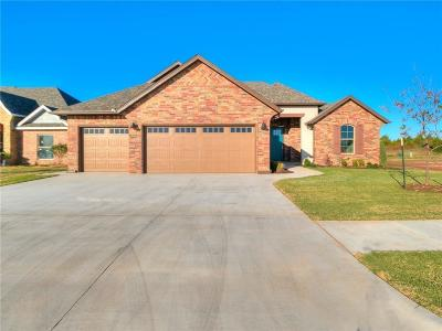 Yukon Single Family Home For Sale: 2821 Canyon Berry