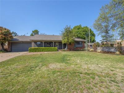 Oklahoma City Single Family Home For Sale: 2627 55th Terrace