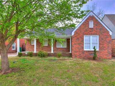 Oklahoma City Single Family Home For Sale: 2232 29th Street