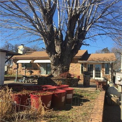 Fort Cobb Single Family Home For Sale: 9152 County Road 1230