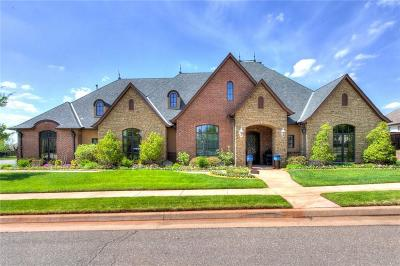Edmond Single Family Home For Sale: 17300 Boreal Court
