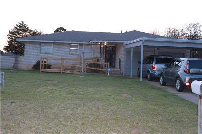 Choctaw Single Family Home For Sale: 1317 Whitehurst Lane