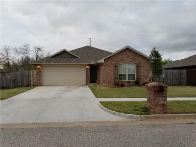 Yukon Single Family Home For Sale: 11909 SW 8th Street