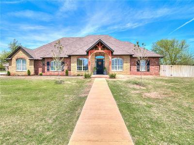 Norman Single Family Home For Sale: 7351 Pleasant Valley Drive