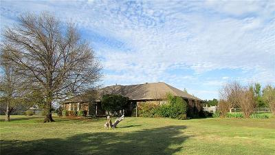 Edmond Single Family Home For Sale: 10712 Blue Fox Drive