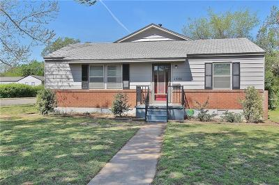 Midwest City Single Family Home For Sale: 1501 Sandra Drive