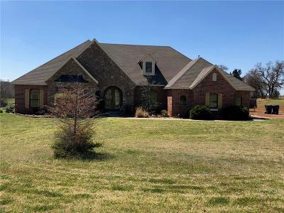 Choctaw Single Family Home For Sale: 16136 SE 104th