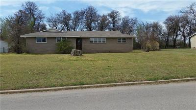 Midwest City Single Family Home For Sale: 10912 Bellview Drive