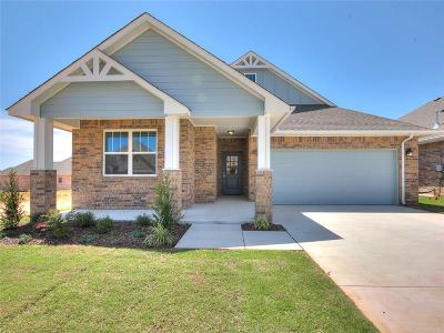 Choctaw Single Family Home For Sale: 12520 Shady Glen