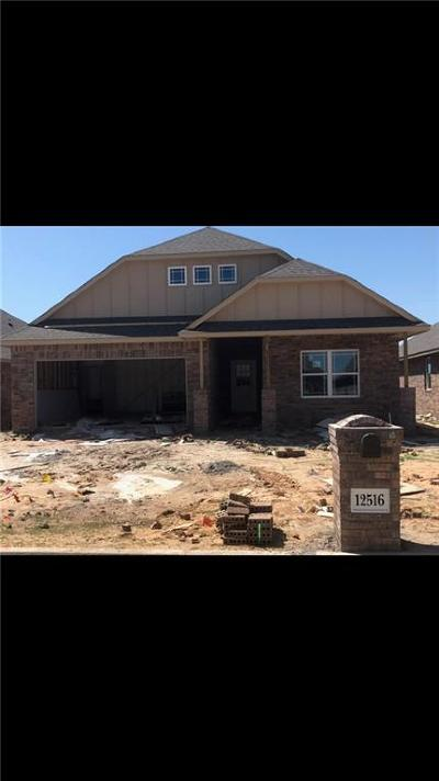Choctaw Single Family Home For Sale: 12516 Shady Glen