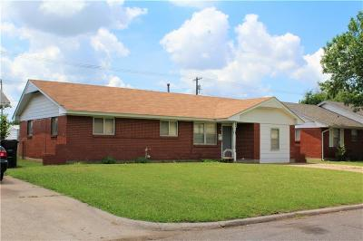 Moore Single Family Home For Sale: 968 4th Place