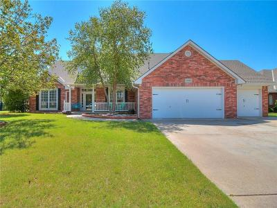 Oklahoma City OK Single Family Home For Sale: $304,400