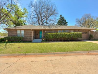 Oklahoma City OK Single Family Home For Sale: $184,900