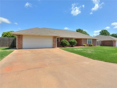 Weatherford Single Family Home For Sale: 2221 Berry