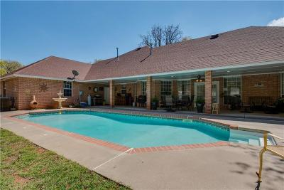 Blanchard OK Single Family Home For Sale: $310,000