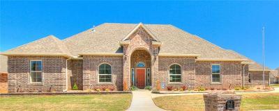 Oklahoma City Single Family Home For Sale: 12804 Ponderosa Boulevard