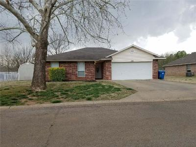 Perkins Single Family Home For Sale: 503 5th Street