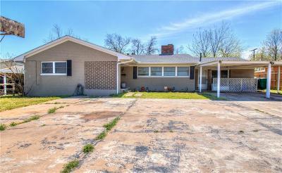 Oklahoma City Single Family Home For Sale: 3228 63rd