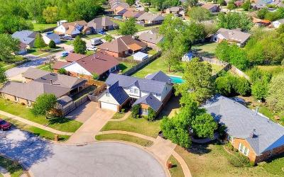 Oklahoma City Single Family Home For Sale: 8105 NW 110th Street