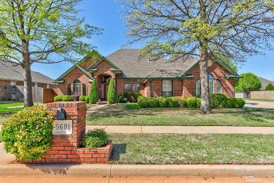 Oklahoma City Single Family Home For Sale: 5601 NW 106th Street