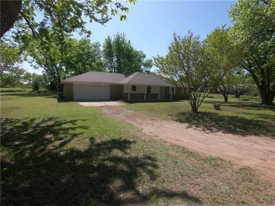 Tuttle Single Family Home For Sale: 885 County Street 2938