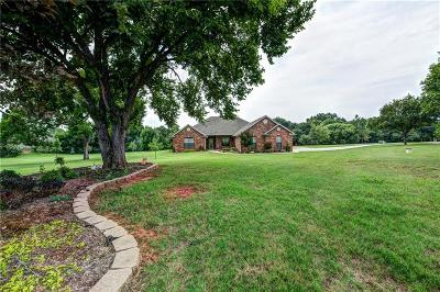 Norman Single Family Home For Sale: 500 Highland Hills