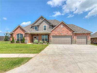 Moore Single Family Home For Sale: 4508 Baldwin Avenue