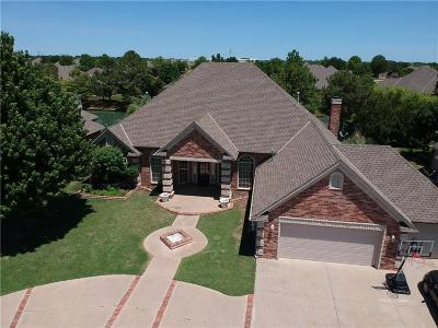 Oklahoma City Single Family Home For Sale: 10608 Shoreside Drive
