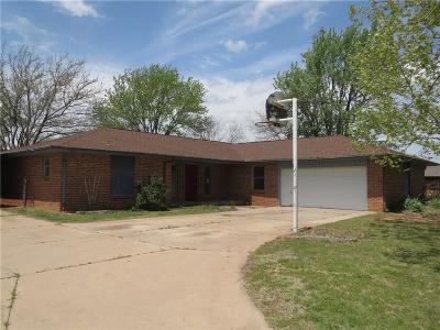 Tuttle OK Single Family Home Sale Pending: $144,000