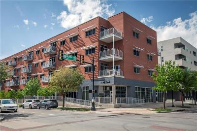Oklahoma City Condo/Townhouse For Sale: 1 NE 2nd #414