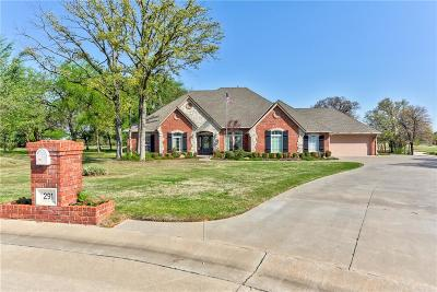 Choctaw Single Family Home For Sale: 291 Nickalous Court