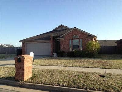Oklahoma City Single Family Home For Sale: 3100 102nd Street