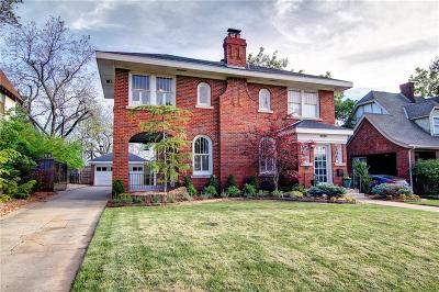 Oklahoma City Single Family Home For Sale: 1020 NW 14th Street