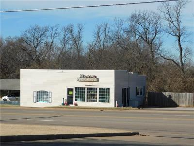 Guthrie OK Commercial For Sale: $204,000
