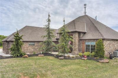 Tuttle Single Family Home For Sale: 4608 Riata Circle