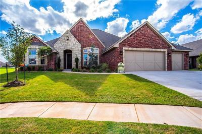 Oklahoma City Single Family Home For Sale: 14605 Exmoor Circle