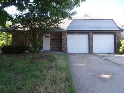 Oklahoma City OK Single Family Home For Sale: $109,900