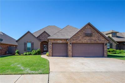 Oklahoma County Single Family Home For Sale: 2404 NW 151st Street