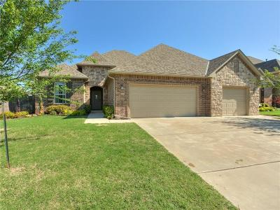 Edmond Single Family Home For Sale: 749 Northern Dancer Drive