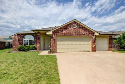 Del City Single Family Home For Sale: 5309 SE 78th Street