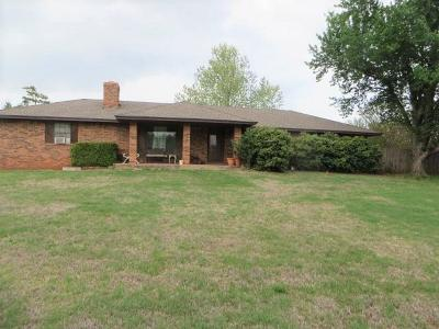 Tuttle Single Family Home For Sale: 2086 Fox Lane