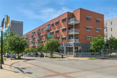 Oklahoma City Condo/Townhouse For Sale: 1 NE 2nd Street #506