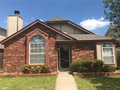 Moore Single Family Home For Sale: 2118 Parkview Drive